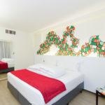 Promoção de hospedagem para os finais de semana e feriados, na rede Vert Hotéis