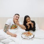 Pizza & edredom: Combinação perfeita no Ramada Minascasa, em Belo Horizonte