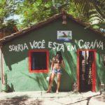O nosso amor, Caraíva!: Uma breve passagem por esse paraíso no Sul da Bahia