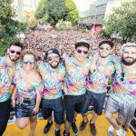 Carnaval BH: Bloco Funk You faz a alegria da segunda de carnaval